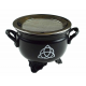 Incense Burner Triquetra